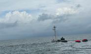 Tàu Mỹ An 1 chở hơn 9.900 tấn Clinker bị đâm chìm khi đang neo ở biển Vũng Tàu