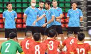 Tuyển futsal Việt Nam quyết thắng Panama