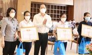 TP HCM: Biểu dương và tặng quà các tình nguyện viên tôn giáo tham gia chống dịch