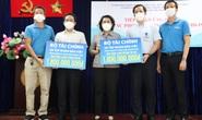 Trong 1 buổi chiều, TP HCM nhận gần 3 tỉ đồng ủng hộ công tác chống dịch Covid-19