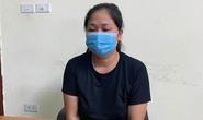 Người phụ nữ có hơi men tấn công công an tại chốt kiểm soát dịch Covid-19