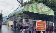 Một cơ sở làm chui ở Tiền Giang có 8 người nghi mắc Covid-19