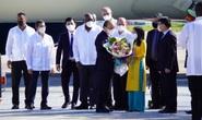 Chủ tịch nước bắt đầu chuyến công du tại Cuba