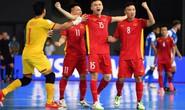 Việt Nam xuất sắc vào vòng 1/8 FIFA Futsal World Cup 2021