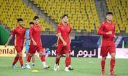Công bố danh sách đá chính của đội tuyển Việt Nam gặp Ả Rập Saudi