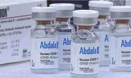 Việt Nam mua 10 triệu liều vắc-xin Abdala do Cuba sản xuất