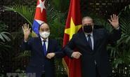 Chủ tịch nước: Hoàn thành xuất sắc, toàn diện mục tiêu chuyến đi Cuba