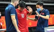 Futsal Việt Nam bất lợi trước trận đấu với tuyển Nga
