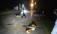 Tai nạn thảm khốc giữa nhiều xe máy khiến 5 người tử vong