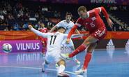 Tuyển futsal Nga mạnh cỡ nào?