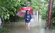 Miền Trung hối hả phòng chống mưa bão, sạt lở đất