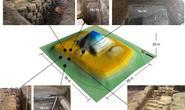 Choáng váng kim tự tháp trấn yểm siêu núi lửa nguyên vẹn sau 1.500 năm