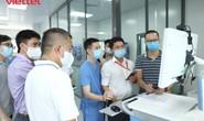 Viettel thiết kế hạ tầng CNTT cho bệnh viện dã chiến hiện đại nhất Hà Nội