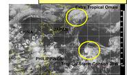 Bão Conson dự kiến băng qua Philippines vào biển Đông