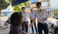 Bí thư Thành ủy TP Đà Nẵng trực tiếp khảo sát người dân về các chính sách hỗ trợ