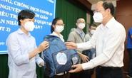 TP HCM: Hơn 100 tình nguyện viên tôn giáo lên đường phục vụ các bệnh viện điều trị Covid-19