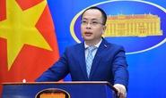 Việt Nam lên tiếng về đề nghị nâng cấp quan hệ Việt - Mỹ