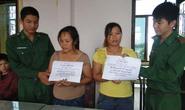 Bắt hai tú bà buôn người sang Trung Quốc