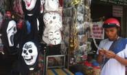 Hàng Trung Quốc tràn ngập thị trường Halloween