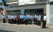 """""""Cướp""""… 42 xe taxi ngay tại TP HCM?"""