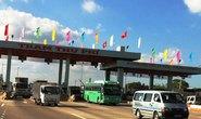 Thu phí đường cao tốc TPHCM – Trung Lương