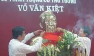 Trao tặng tượng đồng cố Thủ tướng Võ Văn Kiệt