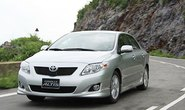 Toyota triệu hồi gần 5.300 xe tại Việt Nam