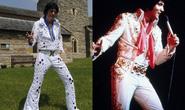 Mục sư cởi áo làm Elvis Presley