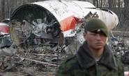 Phát hiện chất nổ trên máy bay chở tổng thống Ba Lan rơi ở Nga