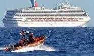 Tàu du lịch gặp sự cố, 4.229 người mắc kẹt ngoài khơi
