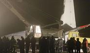 Máy bay bốc cháy ở Ukraine, 5 CĐV thiệt mạng