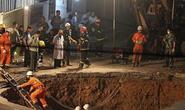 """Trung Quốc: Hố tử thần 10 mét nuốt chửng"""" 5  mạng người"""