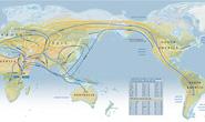 Khẳng định giả thuyết di cư của người cổ đại