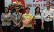 Ra mắt chi bộ Đảng tại Công ty Intel Products Việt Nam