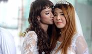 Đám cưới tập thể của 10 cặp đồng tính ở Hà Nội