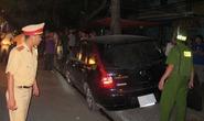 """Bịt biển số xe điên"""" gây tai nạn: Người điều khiển là đại tá công an"""