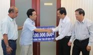 Thêm 100 triệu đồng ủng hộ ngư dân Hoàng Sa, Trường Sa