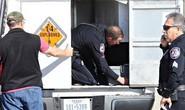 Bị bắt vì mang chất nổ vào sân bay