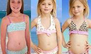 """""""Mẫu nhí"""" mặc bikini gợi cảm, Elizabeth Hurley bị chỉ trích"""