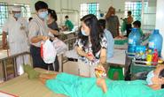 115 triệu đồng tặng bệnh nhân ăn tết tại bệnh viện