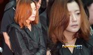 """Kim Hee Sun đẫm lệ vĩnh biệt đạo diễn phim """"Faith"""""""