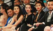 Giải vàng Siêu mẫu 2012 xin lỗi vì lộ ngực