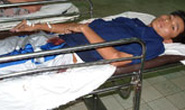Đối tượng ma túy bắn bị thương một nhân viên trật tự