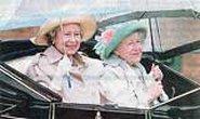 Chỗ dựa của Nữ hoàng Elizabeth II
