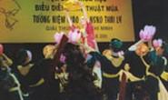 Tọa đàm khoa học, biểu diễn nghệ thuật múa tưởng niệm NSND Thái Ly: Tiếp cận nghệ thuật múa bằng triết học, tâm lý học, xã hội học