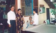 Công ty Dịch vụ Công ích Nhà Bè, TPHCM: Giúp công nhân xây nhà, nâng cao trình độ học vấn