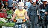Giao thông hỗn loạn trên đường Đinh Tiên Hoàng - Bùi Hữu Nghĩa