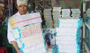 Bạn đọc Báo Người Lao Ðộng tặng 4.000 quyển tập cho học sinh nghèo