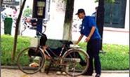 Hà Nội: Lập lại trật tự an ninh, vệ sinh môi trường quanh hồ Hoàn Kiếm