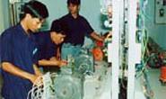 32 công nhân dự hội thi thợ giỏi ngành điện